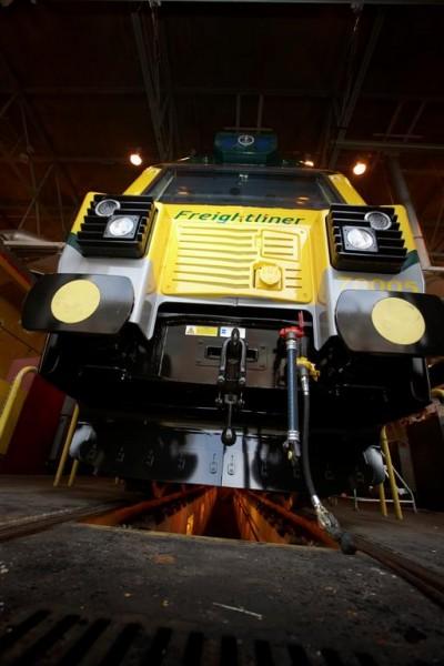 Powerhaul-Lok von GE für Freightliner (Foto: Freightliner)