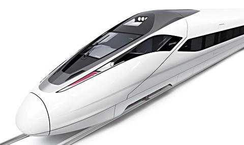 Design des Zefiro für China  (Bild: Bombardier)