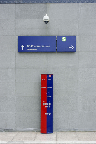 Gottgleich oben thront die DB-Verwaltung (Foto: Reality Scanner)