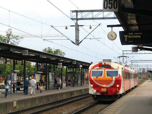 Zug der ÖstgötaTrafiken (Foto: ÖstgötaTrafiken)