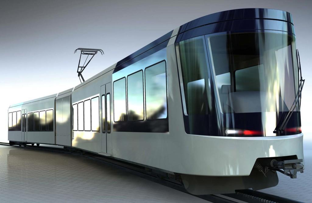 Futuristisch auf den Puy de Dôme (Bild: Stadler Rail)